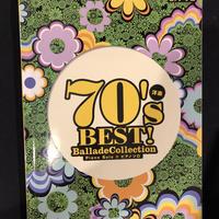 No.4 ピアノ楽譜  ピアノソロ 中級 洋楽70年代BEST!バラードコレクション (ピアノ・ソロ)