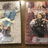 No.1  Death Note, Vol. 7 & 8  (English Edition)2冊セット