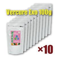 草食動物用流動食 Vercure Exo.(ヴェルキュア エキゾ)100g ×10個