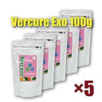草食動物用流動食 Vercure Exo.(ヴェルキュア エキゾ)100g×5個