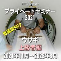 EIC プライベートセミナー2021:ウサギ上級者編