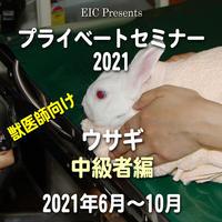 EIC プライベートセミナー2021:ウサギ中級者編