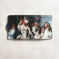 キーケース「マダム・ランプ・オブ・ミートと 五人の子供達の肖像」