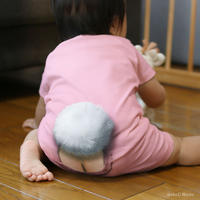 ミミックロンパース・バニー/ ピンク