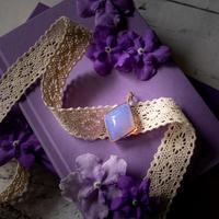妖精の椅子★ライラックオパール