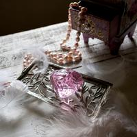 ピンク★アンダラクリスタル(インドネシア産)