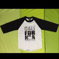 【NEW!!】【KIDS】 CALIFORNIAロゴ 七分袖Tシャツ