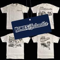 Summer Sale!!【Homies Hydraulics Tee】カトゥーンデザイン 3タイプ展開