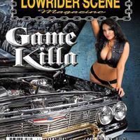 LOWRIDER SCENE Magazine Vol.011