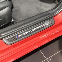 G20 G21 G80 M3 M Performance 3シリーズ  カーボン・エントランスカバー