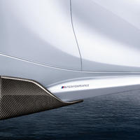 BMW M2 M Performanceカーボンサイドスカートウイング 接着剤セット