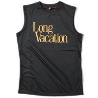Long Vacation Sleeveless T(Black) E1203320