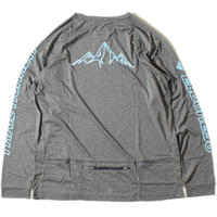 Trail Runner Long T(Gray)