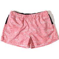 Egorova Dagger Shorts(Red) E2103410
