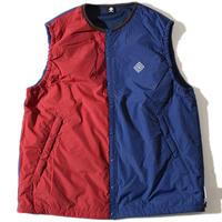 Garushia Vest(Burgundy) E3300129