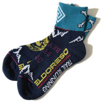 Bone Sox(Navy)
