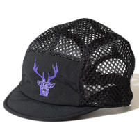 Deer Jet Cap(Black)