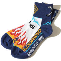 Flame Sox(White)
