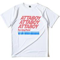 ATTABOY T(White)