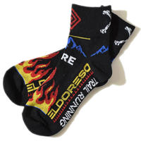 Flame Sox(Black)