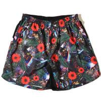 Glossy Trail Pants(Black) E2100727