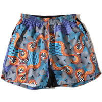 Remedy Trail Shorts(Batik)
