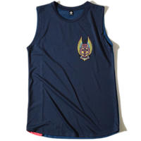 Pride Sleeveless T(Navy)