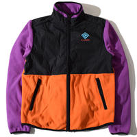 Gebrselassie Fleece Jacket(Purple) E3200520