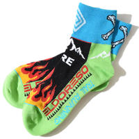 Flame Sox(Green)