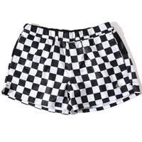 Egorova Dagger Shorts(Checker) E2103410