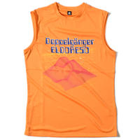 Doppelgänger Sleeveless T(Orange) E1203620