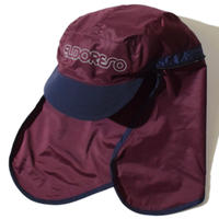 Shade Cap(Burgundy)