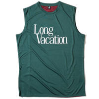 Long Vacation Sleeveless T(Green) E1203320