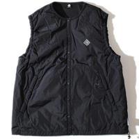 Garushia Vest(Black)