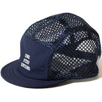 Beyond Mesh Short Cap(Navy)