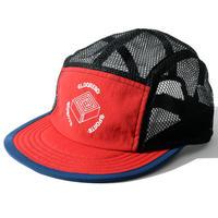 Waitz Mesh Cap(Red)