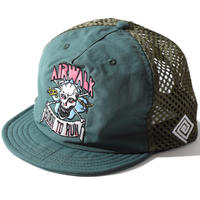 Born To Run Cap(Green)