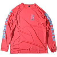 Pride Raglan Long T(Pink)