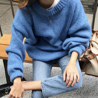 ニットトップスセーター