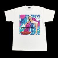 Eleven Nine / Tシャツ/Marilyn Monroe  pineapple /ホワイト