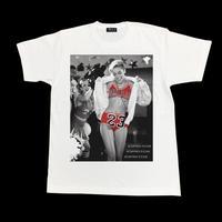 Eleven Nine / Tシャツ/ miley 23/ホワイト