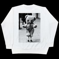 Eleven Nine / トレーナー/Teddy bear/ホワイト