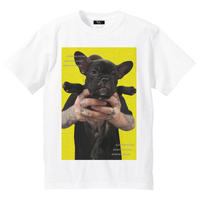 Eleven Nine / Tシャツ/Teddy bear/ホワイト