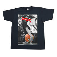 Eleven Nine / Tシャツ/  girl  basketball BoxRogo  /ブラック