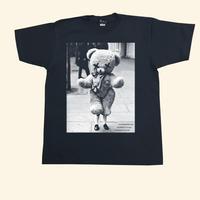 Eleven Nine / Tシャツ/ Teddy bear/ブラック