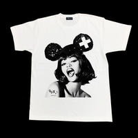 Eleven Nine / Tシャツ/ kusuri /ホワイト