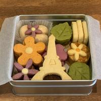 お野菜クッキー缶2020春バージョン!!