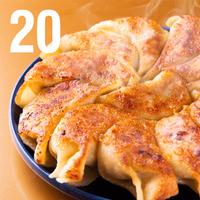 〈冷凍配送〉豚と生姜の餃子 20個入