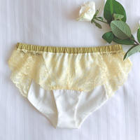 Golden amulet  hip hanger shorts