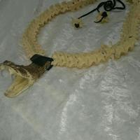 大蛇のネックレス